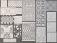 Wall 3D Panels Collection - 18 pieces