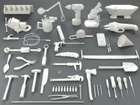 Tools - 40 pieces - collection-4