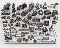 Kit bash - 58 pieces - collection-30
