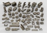 Kit bash - 57 pieces - collection-25