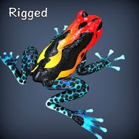 Poison Psy Frog Rigged