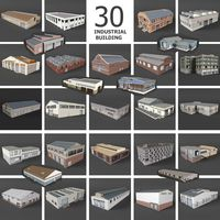 30 Industrial Building Collection