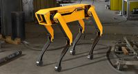 SpotMini Robot Boston Dynamics