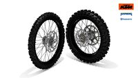 KTM OEM Motocross Wheel Set