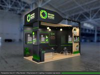 exhibition stand 6x3m 001