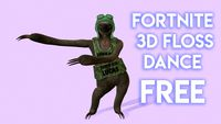 Fortnite Floss Dance Emote FREE