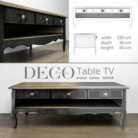TV table Deco-Home