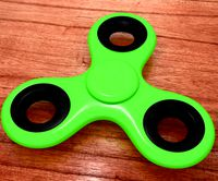 Fidget Spinner 3D Model - For Animations and Games