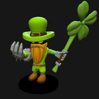 Veigar - Leprechaun Skin - League Of Legends - 3D Print