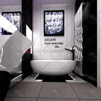 BATH SCENE INTERIOR DESIGN