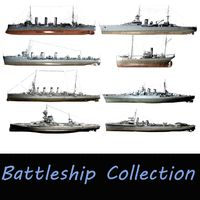 Collection Battleship