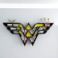 Wonder Woman Bookcase