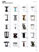 Side Tables Set 100