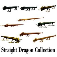 Straight Dragon Collection