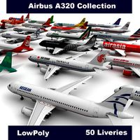 Airbus A320 Collection
