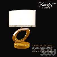 Fine Art Lamps Allegretto