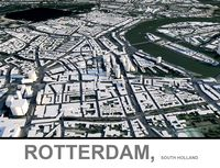 Rotterdam in South Holland