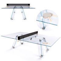 Impatia Lungolinea Ping Pong Table