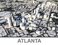 Atlanta City in Georgia