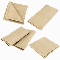 Folded Napkin Collection