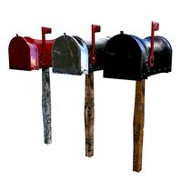 Old Mailboxes Collection