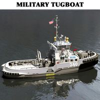 Military Tugboat