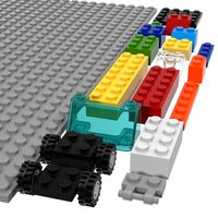 Toy Building Blocks Generic Set