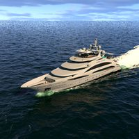 Diamonds Are Forever Yacht Dynamic Simulation
