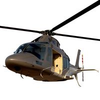 Agusta AW109S Grand Rigged