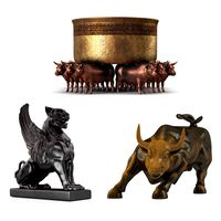 Bronze Sculptures Collection