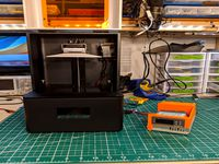 Heater and Temperature Controller for Resin 3D printers