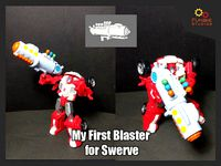 My First Blaster for Transformers Swerve | 3D
