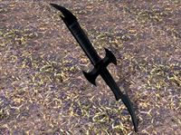 Stealth Sword 3D Model