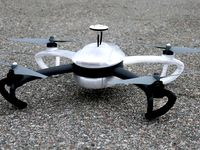 OpenRC Quadcopter (Beta)