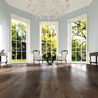 20 Wood Floor Planks - Pewter