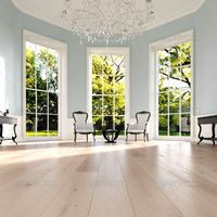 20 Wood Floor Planks - Linen