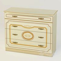 Classic chest of drawers - Victoria