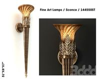 Fine Art Lamps / 144550ST
