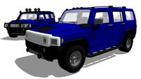 Vehicles - Hummer H3