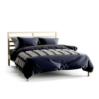 Scandinavian Bed Set