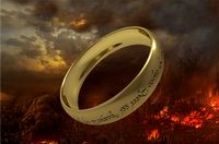 Ring , lord of the rings .