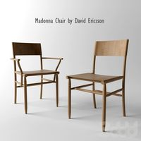 Madonna Chair by David Ericsson