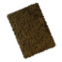 Deep-piled carpet 3D Model