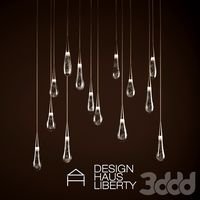 TEARDROP by Design Haus Liberty