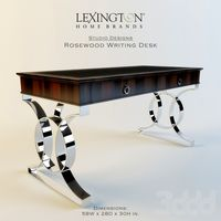 Lexington Rosewood Writing Desk