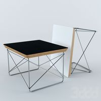 PLYWOOD COFFEE TABLE STYLE LTR